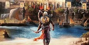 Assassin's Creed: Origins Takes Us To Egypt