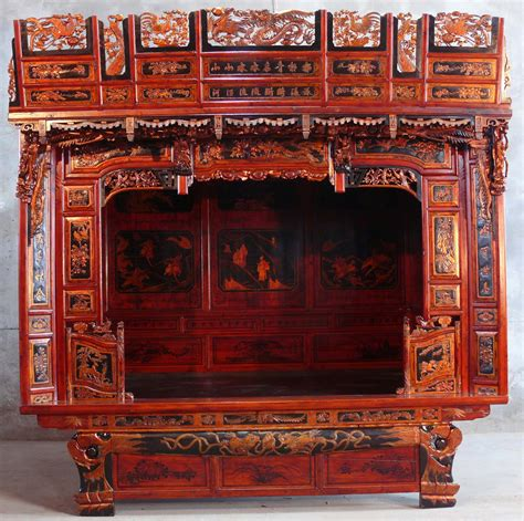 traditional beds - Chinees Bed