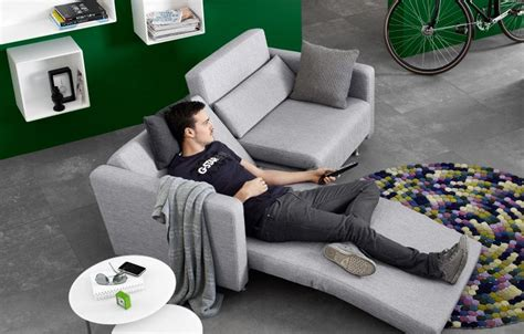 canap 233 inclinable melo boconcept