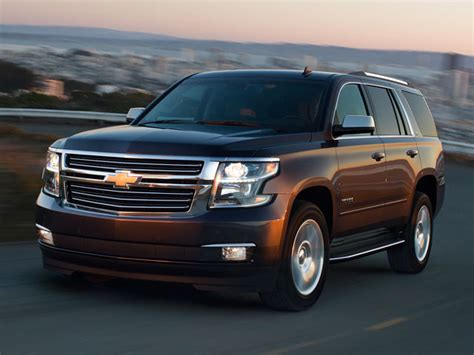 chevrolet tahoe rental large  seat suv usa