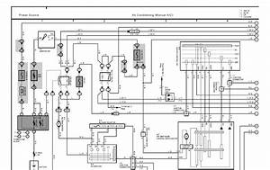 Technical Car Experts Answers Everything You Need  Manual Air Conditioning Wiring Diagram For