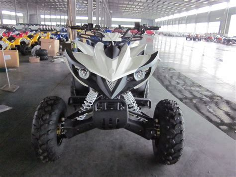 Manual Sport Racing 200cc Atv Electric One Seat With Chain
