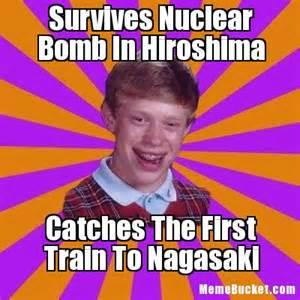 Hiroshima Atomic Bomb Meme