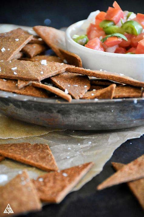 carb tortilla chips dippable crunchy deliciousness
