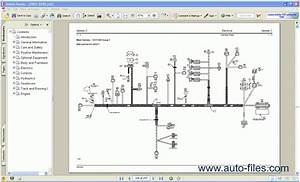 Jcb Backhoe Loader Service Manual  Repair Manuals Download  Wiring Diagram  Electronic Parts