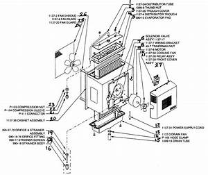 Generalaire Humidifier Parts