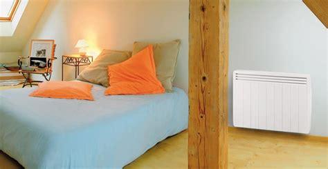 chauffage electrique chambre quel radiateur choisir pour une chambre batipresse