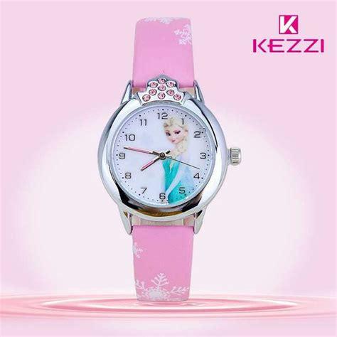 jual jam tangan anak perempuan princess elsa frozen di lapak fatomo store oktaalberson