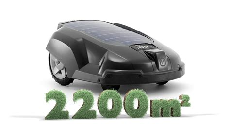 Husqvarna Automower Solar Hybrid 1421 by Alternative Astrology Huskvarna Manifesto The Violet Hour