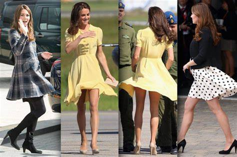 Wear The Very Expensive Skirt Kate Middleton 18 Harmless Things She Did That Queen
