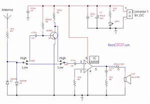 Rf Signal Detector Circuit