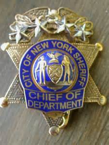 NYPD Police Officer Badge