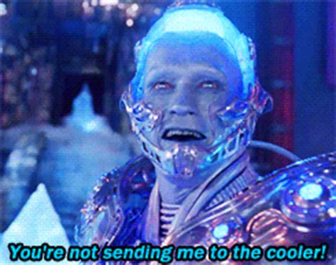 Mr Freeze Meme - arnold schwarzenegger wants to fight the batman again