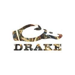 Duck Drake Waterfowl Decal Sticker