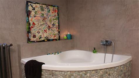 best salle de bain beton beige photos awesome interior home satellite delight us