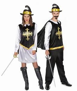 Berühmte Paare Kostüm : hochwertiges kost m set musketiere f r paare ~ Frokenaadalensverden.com Haus und Dekorationen