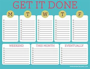 Alone with my tea: To-Do Lists and other resources to help