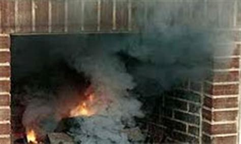 ten fireplace smoking problems  solutions chimney chat