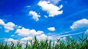 空・雲の壁紙(1920×1080)#1