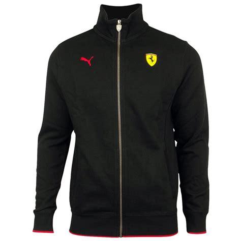 Back at imola for round 2 of the 2021 #f1 season #essereferrari #imolagp pic.twitter.com/peyxqoyyuz. Men Puma Scuderia Ferrari SF Formula 1 Black Track Top Classic Zip Jacket | eBay