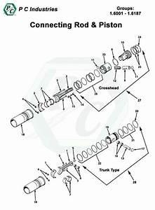 Connecting Rod  U0026 Piston