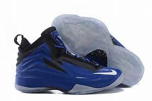 Nike Chuck Posite QS Charles Barkley Royal Blue/Black New ...