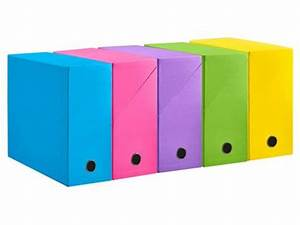 Boite De Classement Carton : bo te de classement carton adine fun dos 12 cm couleurs assorties contact maxiburo ~ Teatrodelosmanantiales.com Idées de Décoration