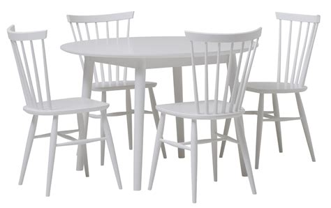 Pinja runt matbord Ø110 (cm) - Pohjanmaan - Möblera Online