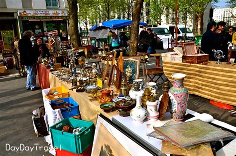法國瑞士自由行day 13 巴黎 march 233 aux puces de la porte de vanves le restaurant daydaytravel 愛旅遊