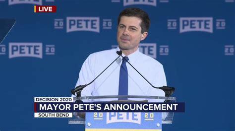 mayor pete joins dem race face generation