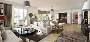 appartement neuf t2 a neuilly sur seine saint james 2 With appartement meuble neuilly sur seine