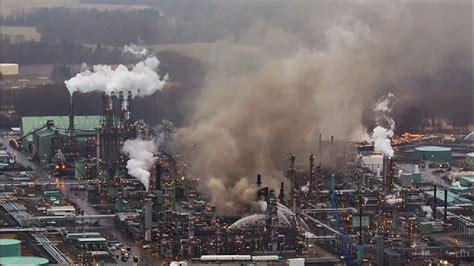 Cherry Point Refinery Back In Operation After Feb. Fire