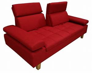 2 Sitzer Sofa Günstig : 2 sitzer sofa mit hoher lehne sofadepot ~ Frokenaadalensverden.com Haus und Dekorationen