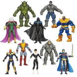 marvel universe  action figures wave