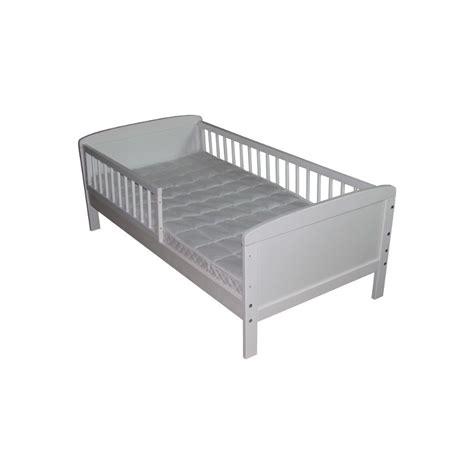 lit junior blanc 160 cm x 70 cm avec barri 232 res www petitechambre fr