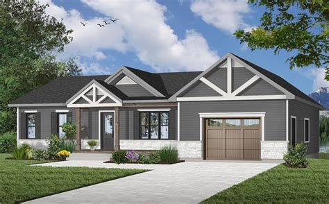 ranch style house plan   miranda
