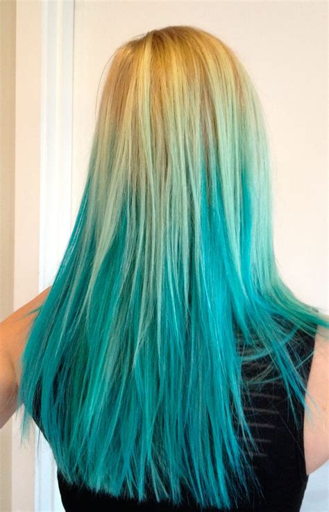 If There Was A Bit More Blonde And A Bit Less Blue I Think