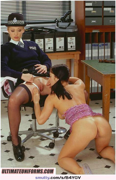 British English Policewoman Police Uniform Uniformgirl