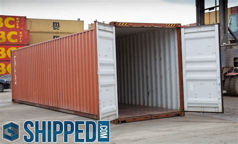 Renting A Selfstorage Unit Vs Buying A Shipping Container