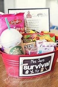 Gift Baskets Homemade on Pinterest
