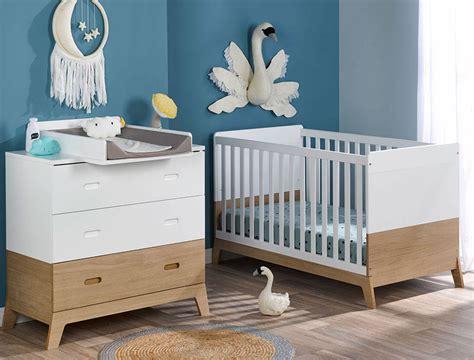 chambre bebe okay chambre bébé archipel blanc hêtre chambrekids