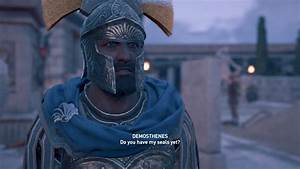 Assassin's Creed Odyssey Demosthenes: how to complete the ...