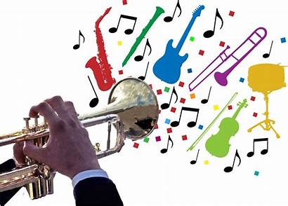 Band Clipart Clip Instruments Instrument Jazz Cliparts