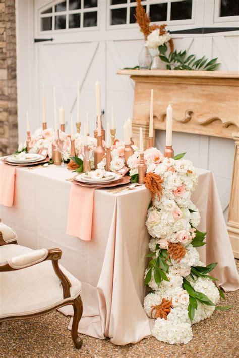 51 best ROSE GOLD WEDDING images on Pinterest
