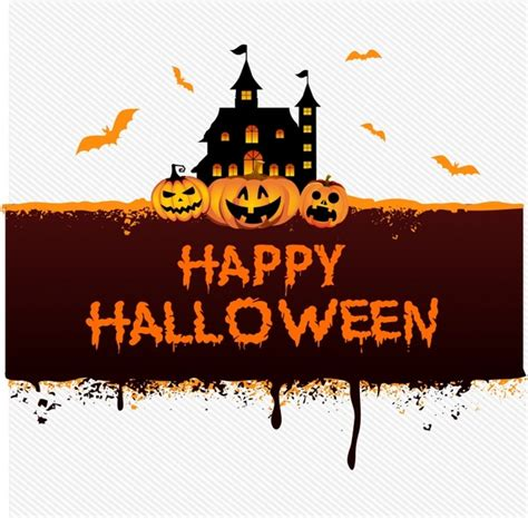 Add more svg or create variants for existing ones. Halloween Banner Free vector in Adobe Illustrator ai ( .AI ...