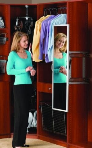 pull out closet mirror bedroom closets