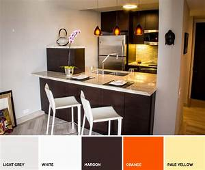 best small kitchen color schemes eatwell101 With tips for kitchen color ideas