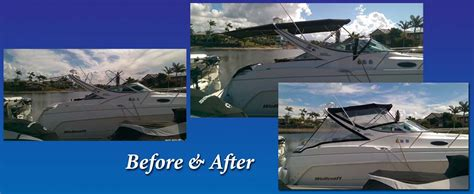 Marine Upholstery Gold Coast by Before And After Gold Coast Marine Upholstery