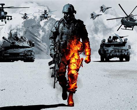 Battlefield 3-hd Games Desktop Wallpaper Album 04