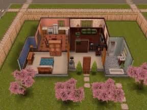 the small one bedroom homes the sims freeplay one bedroom home